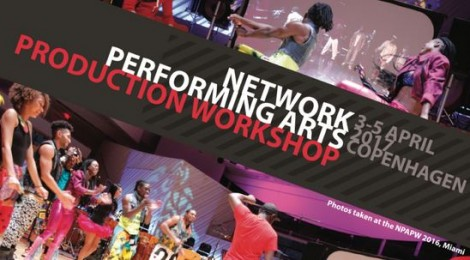 Inscripcions obertes per al Network Performing Arts Production Workshop