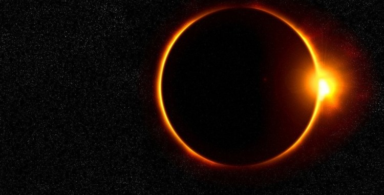 L'eclipsi total de Sol, retransmès en directe