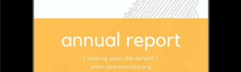 SPARC Europe Annual Report 2017